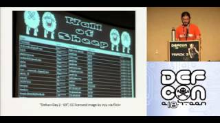 Defcon 18 - Your ISP and the Government Best Friends Forever - Christopher Soghoian