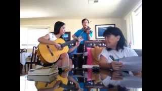 A Lonely Night(Live) with Vocal  Hong Tuoc and Guitarist Phuong Thao