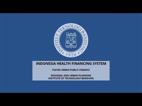 Indonesia Health Finance Sytem
