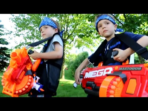 Thumbnail: Nerf War: Payback Time 8