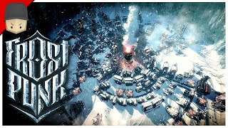 FROSTPUNK - Apocalyptic Base Builder & Survival!