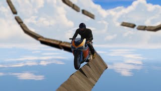 IMPOSSIBLE MODDED BIKE PARKOUR! (GTA 5 Mods Funny Moments)(ALMOST IMPOSSIBLE BIKE PARKOUR! Today in GTA 5 Mods we try the impossible bike parkour map! Make sure to drop a like for more GTA 5 Mods and ..., 2015-12-03T16:00:02.000Z)