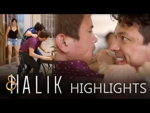Ace And Lino Punch Each Other | Halik