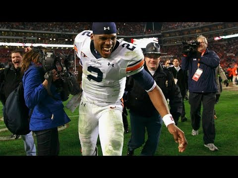 The time Cam Newton led a 24 point comeback against Alabama