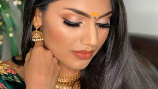 Onam 2020 | Onam Makeup Tutorial | Traditional Malayali Makeup