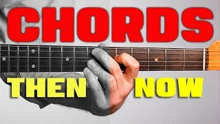 Guitar Chords from Good to Spectacular