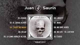 """JUAN SAURÍN """"Human"""" (Álbum completo)"""
