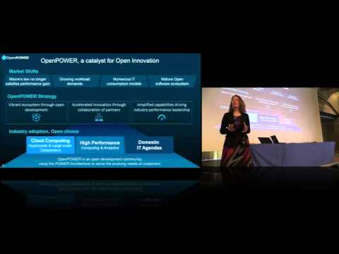 Industry Shifts to Open Infrastructure and Momentum of OpenPOWER Foundation