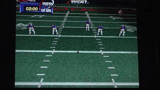 PlayStation Demos: NFL GameDay 99