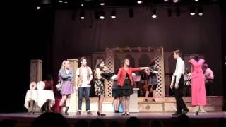 Not That Kind of Thing - The Wedding Singer - Marist College