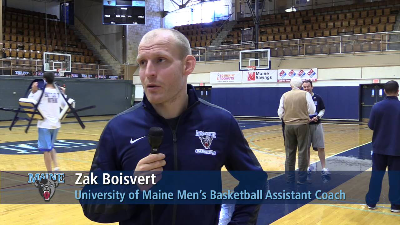 Maine Men's Basketball Holds Skip Chappelle Scrimmage ...