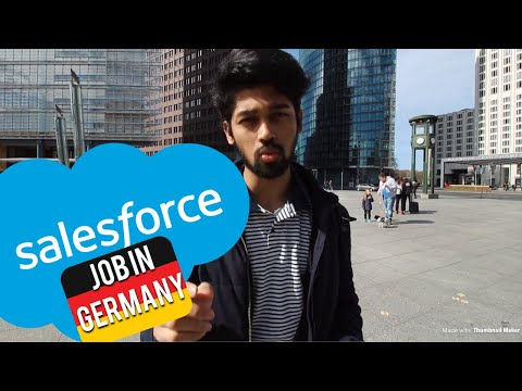 He Got IT Job (SALESFORCE) In Berlin Without The German Language (PART 6)