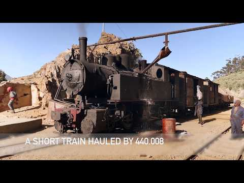 Steam in the mountains: Eritrea