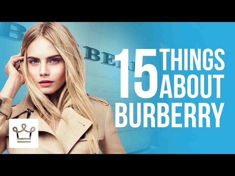 15-things-you-didn't-know-about-burberry