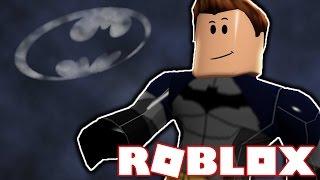 I AM BATMAN!! | Murder Mystery 2 | Roblox