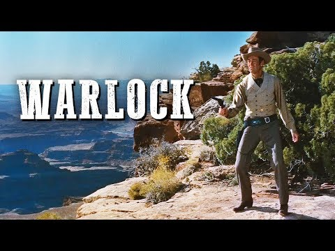 Warlock | Henry Fonda | WESTERN MOVIE | Full Length Cowboy Film | English