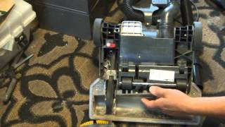 How To Unclog A Vacuum Cleaner / Hose