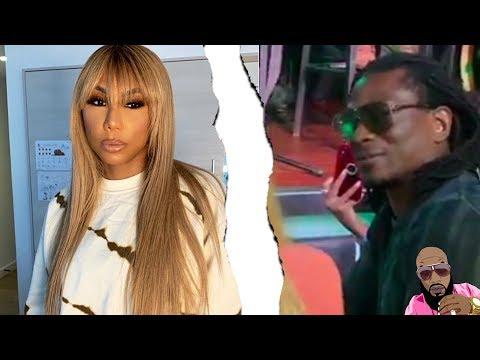 The Reason Why Tamar Braxton Dumped Alleged Nigerian SC@MMER Boyfriend & Got Back 2 Hours Later!