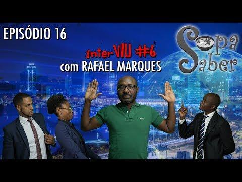 SOPA SABER T03 #16 & interVIU com Rafael Marques