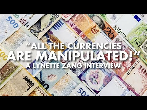 """""""All Currencies Are Manipulated!"""" - Lynette Zang Interview"""