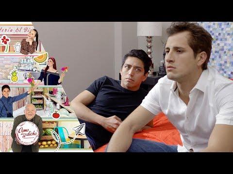 Erik Está Enamorado De Su Amigo Alfonso | El Secreto... | Como Dice El Dicho