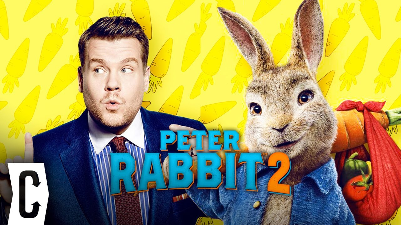 James Corden on Singing Penny Lane with Paul McCartney in Liverpool and Peter Rabbit 2