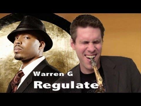 Regulate - Alto Saxophone - Warren G feat. Nate Dogg - BriansThing
