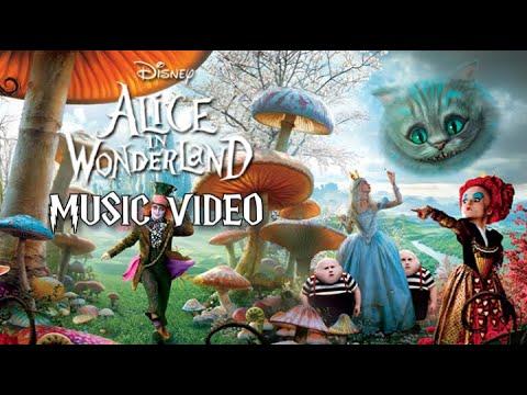 Alice In Wonderland 2010 Music