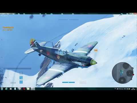 самолет Лавочкин ЛаГГ-3 4-й серии, Крыталая легенда, в игре Ворлд оф Варплейнс