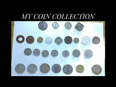 My Coin Collection !!! Part - 1