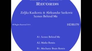 Zeljka Kasikovic & Aleksandar Savkovic - Scenes Behind Me (Original Mix)