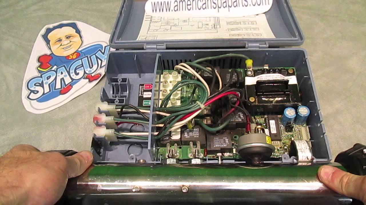 gecko s class sspa heater tube element spa hot tub repair how to video youtube [ 1280 x 720 Pixel ]