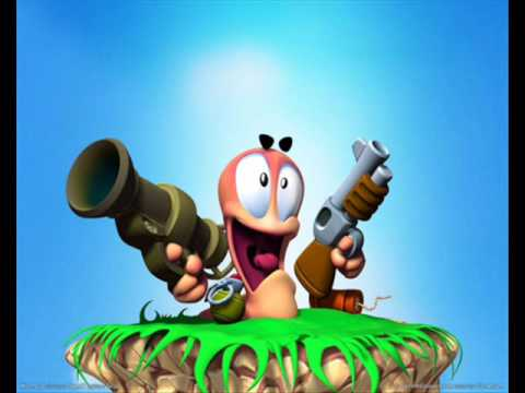worms 3d theme tune with narration