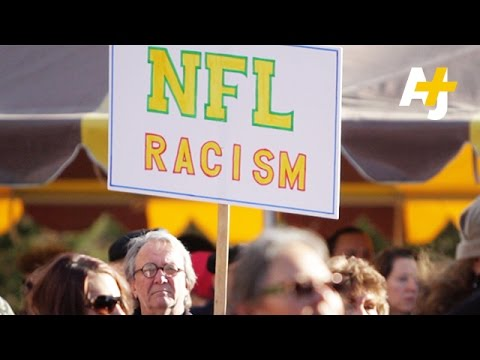 Protesters Want NFL To Change Washington Redskins Team Name