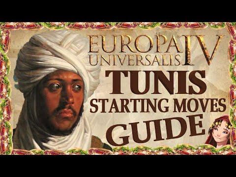 EU4 Tunis Guide 2020 I Early Wars & Vassal Swarm