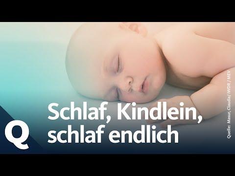 Das Baby, Der Schlaf Und Die Sorgen Der Eltern | Quarks