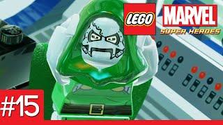 Lego Marvel Super Heroes #15 - BATALHA EM BAIXO D