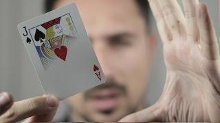 Cómo Hacer Magia para Crear Arte con este Increíble Truco de Cartas