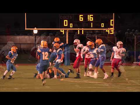 Chicopee Comp Hosts Hoosac Valley Football