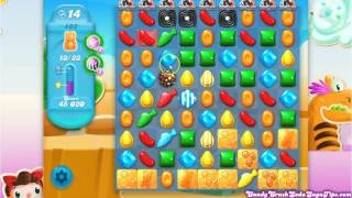 Candy Crush Soda Saga Level 402 No Boosters