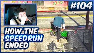 Runs Dead YAAAAAAY - How'd The GTA Speedrun End - Ep 246