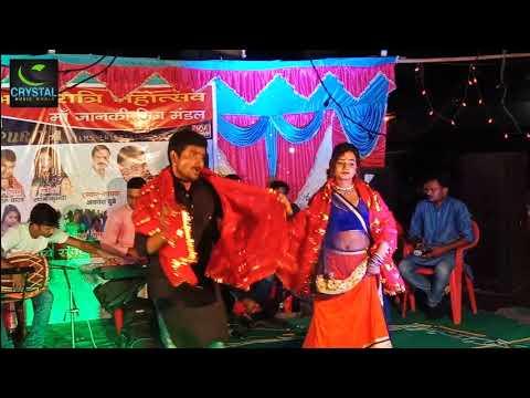 #Live Recording Dance - बक्सर से चुनरिया लेले अईहे - Chunariya Lele Aaiha - Bhojpuri Stage Show