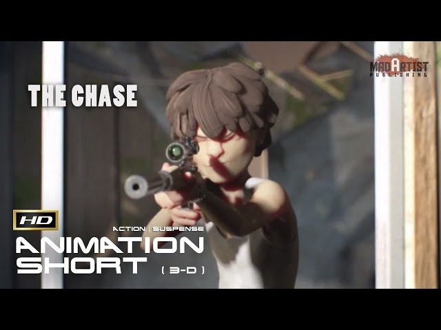 The Chase (HD) | Guns, Chases, Karate and a hitman (Tomás Vergara)