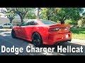 Dodge Charger Hellcat 2018. Todo el poder del Infierno