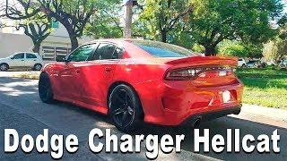 Dodge Charger Hellcat 2018. Todo el poder del Infierno(, 2018-06-27T17:00:04.000Z)