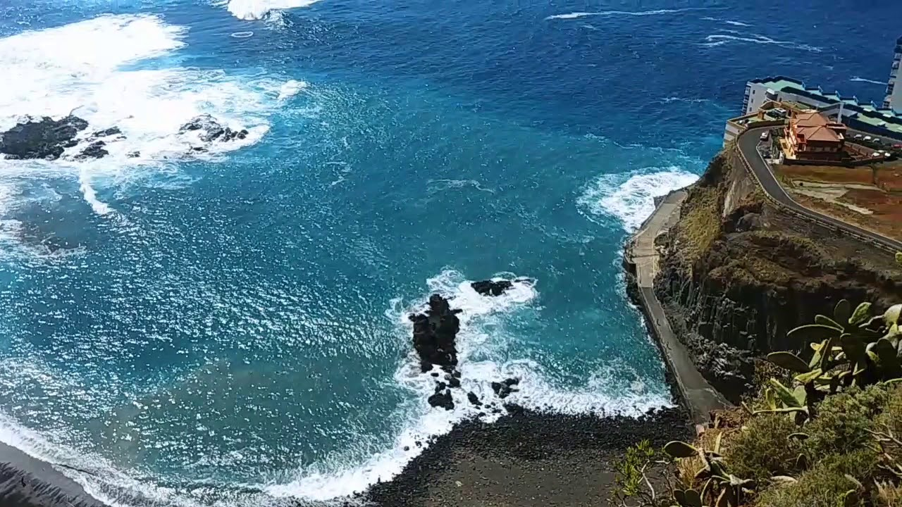 Mesa del Mar Tacoronte Tenerife North short
