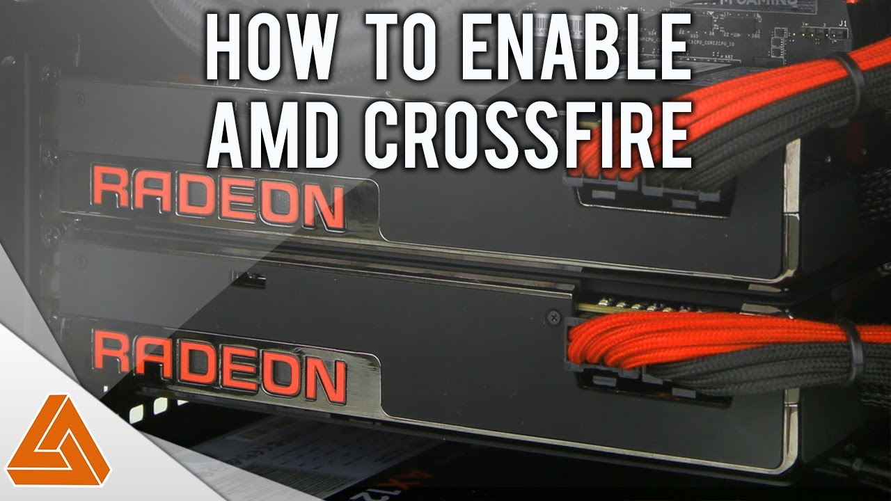 How to Enable AMD Crossfire & Configure from each Game!