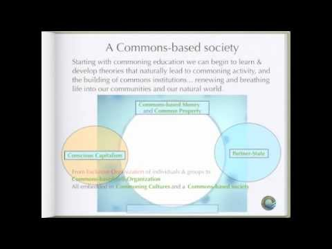5. Strategies, next steps and education towards a Commons-based society