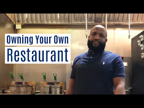 What I Learned From Owning My Own Restaurant After 1 Year