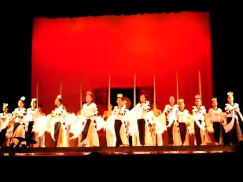FEU Dance Company - PAGDIWATA (Bravo Filipino)